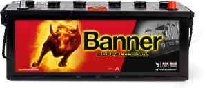 Akumulators Banner Buffalo Bull 632 11