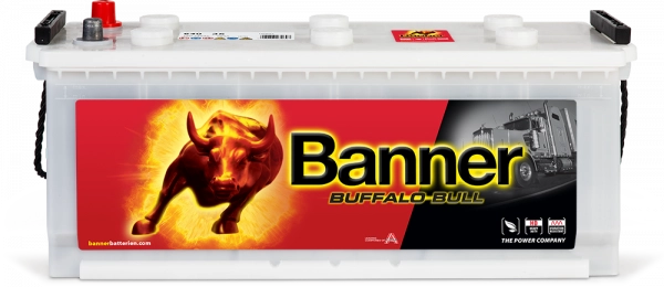 Akumulators Banner Buffalo Bull 640 35