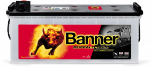 Akumulators Banner Buffalo Bull 650 11 HIGH CURRENT