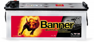 Akumulators Banner Buffalo Bull 680 11 HIGH CURRENT