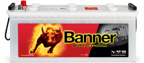 Akumulators Banner Buffalo Bull 680 32